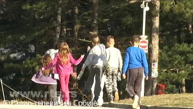 Srednjoškolci iz Republike Srpske na Tari