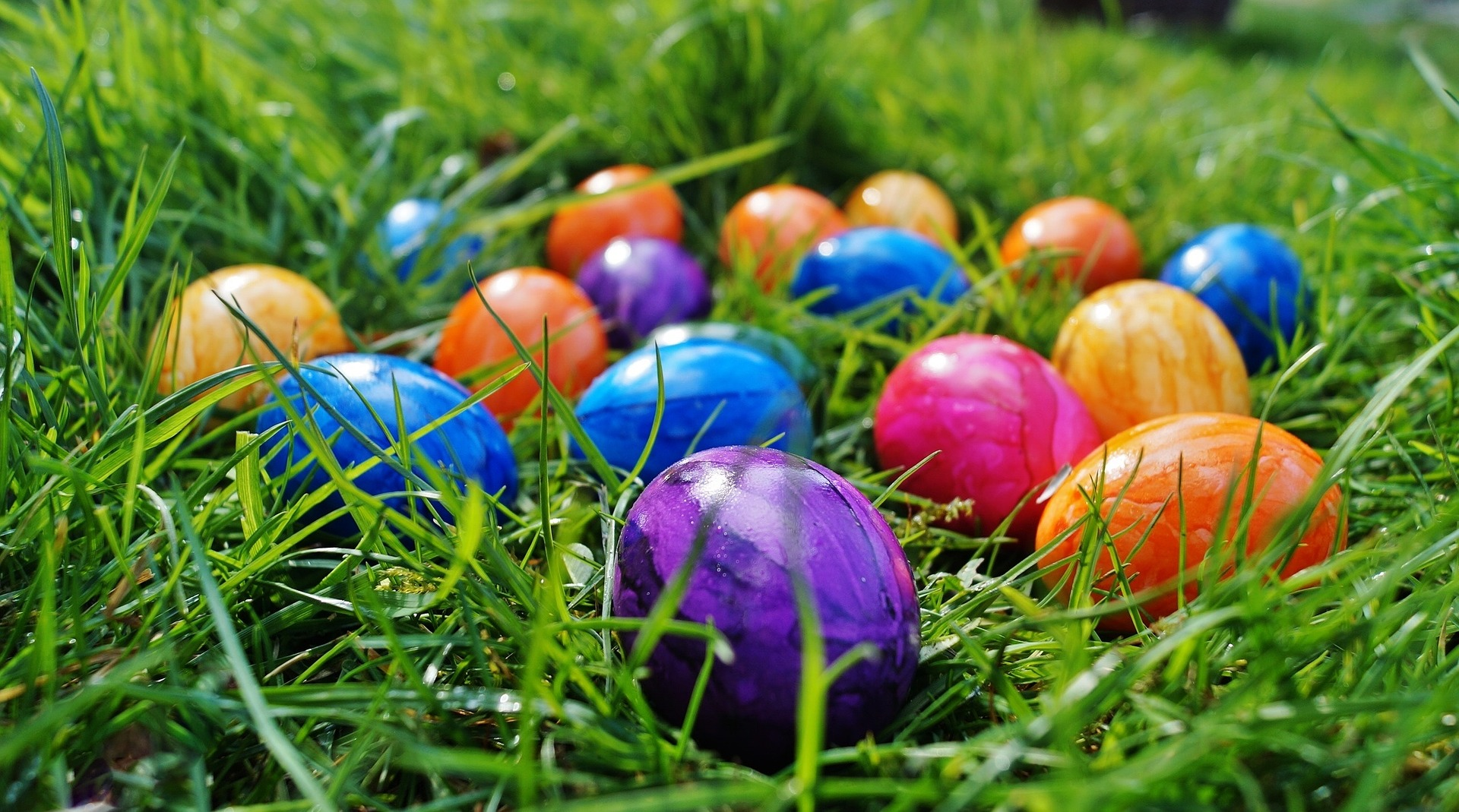 Velika akcija za uskršnje i prvomajske praznike - naslovna 3
