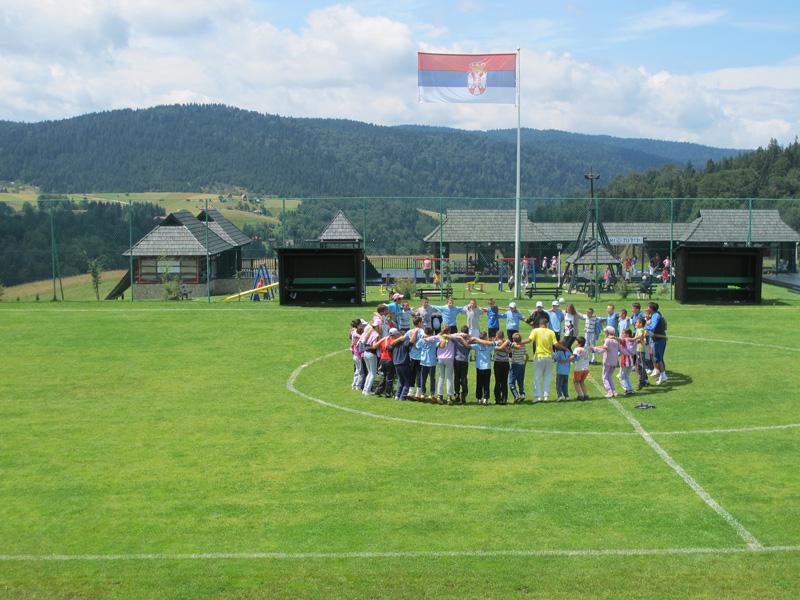 Medjunarodni kamp na Tari 18. put  - NAŠA SRBIJA