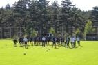 Fudbaler Partizana pripremaju se na Tari (2)