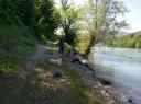 Sunce najavljuje skori početak sezone kupanja na Perućcu (1)