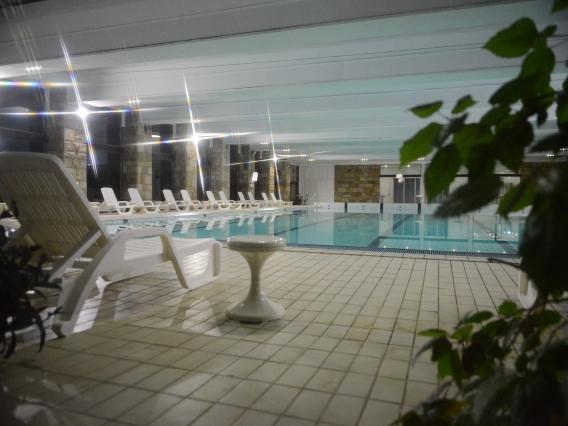 bazen hotel Breza
