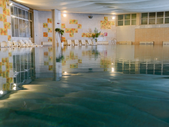 Akcija bazen + dnevni meni u hotelu